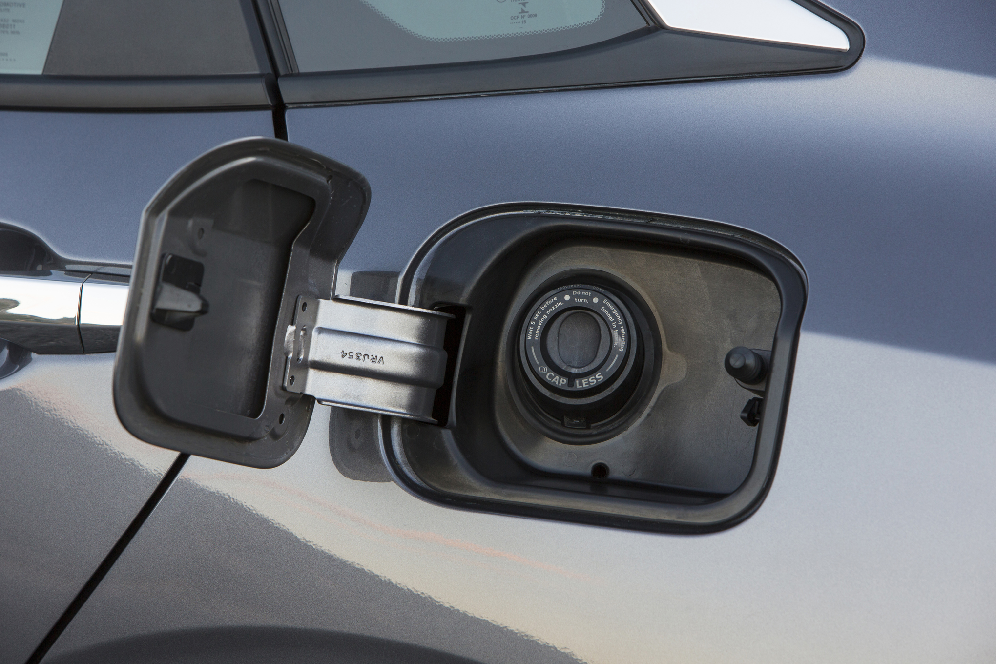 2016-Honda-Civic-Yakıt
